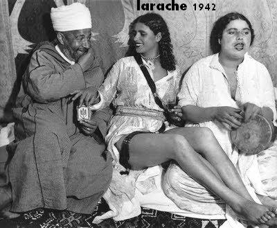 larache 1942