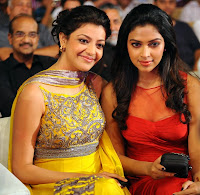 Kajal, &, Amala, @, Naayak, Audio, Launch