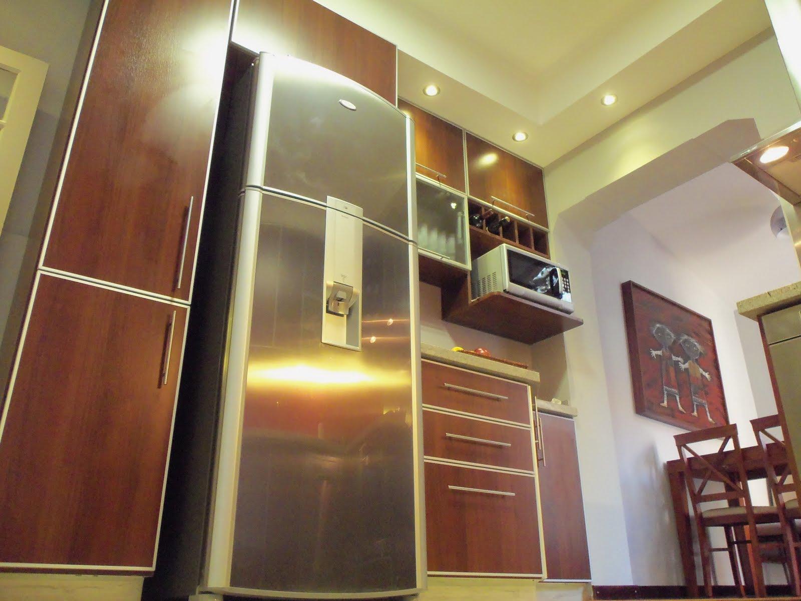 Deco vanguardia cocina moderna y tecnologica for Casa moderna tecnologica