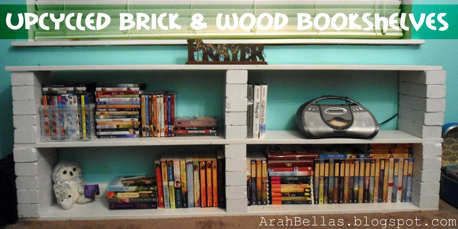 Bricks and Boards Bookshelves 1600 x 799
