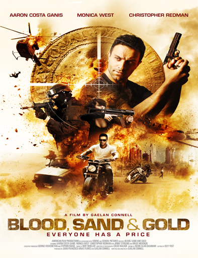 Ver Blood, Sand and Gold (2017) Online