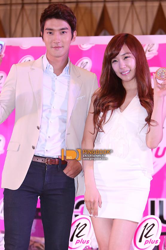 "Siwon & Tiffany released new ""12Plus"" CF!   Daily K Pop News"