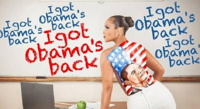 LisaRaye Has Obama's Back