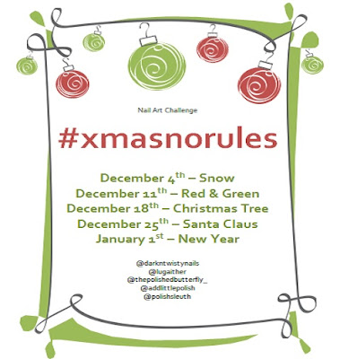 #xmasnorules