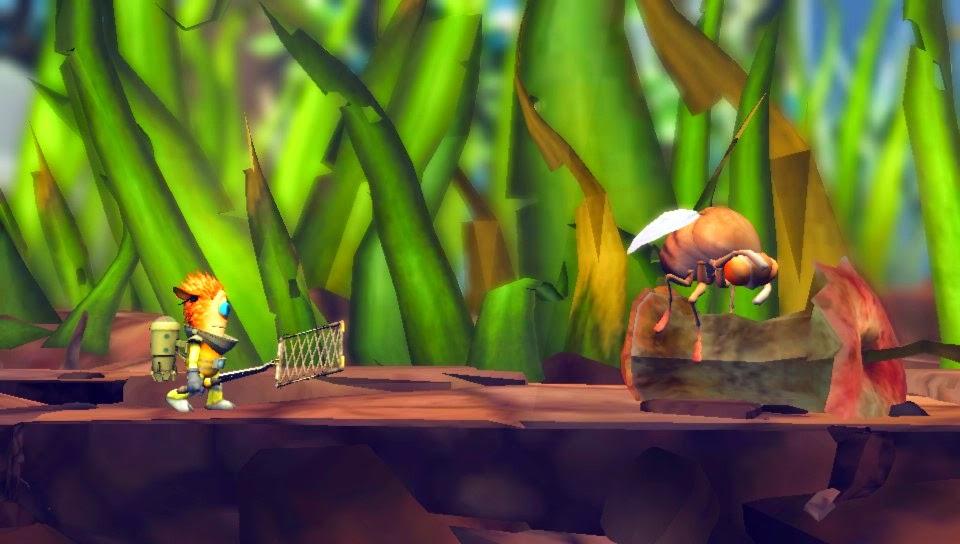 Review: Flyhunter Origins (Sony PlayStation Vita ...