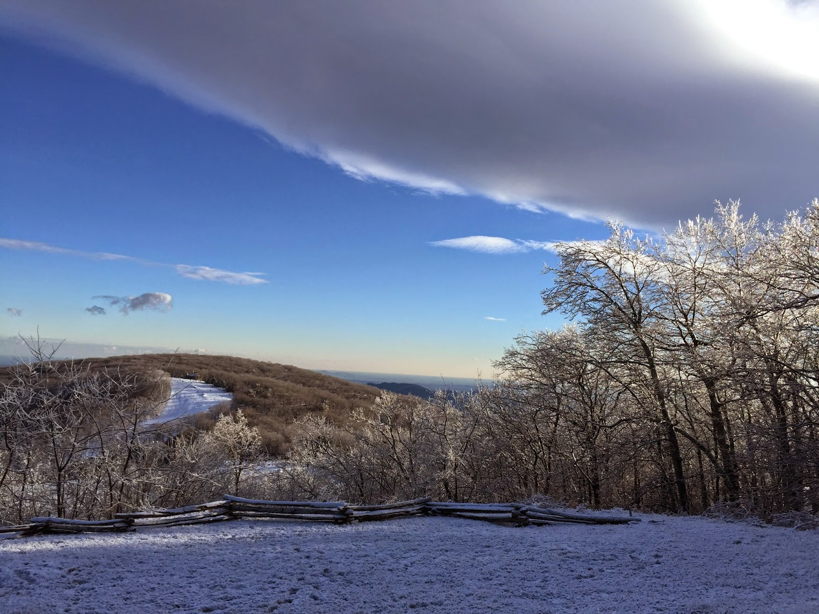 winterscape, wintergreen virginia, virginia, blue ridge mountains