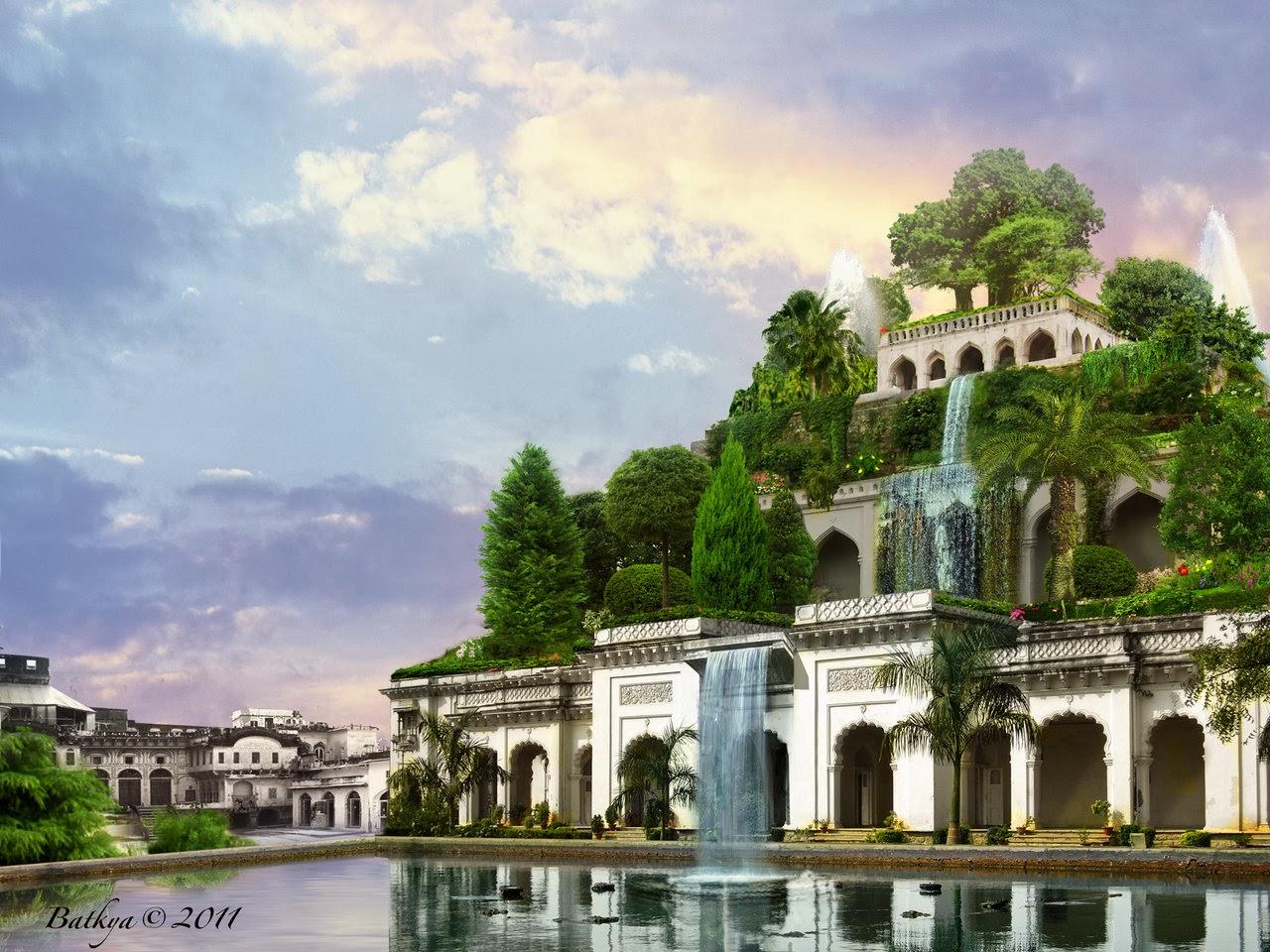 Il giardino delle naiadi il roof garden for Giardini pensili