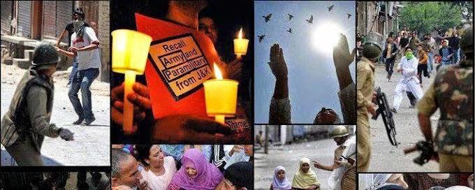 Kashmir Ki Hy Taqdeer Lahu