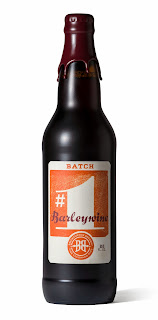 Breckenridge Brewery Barleywine Batch #1