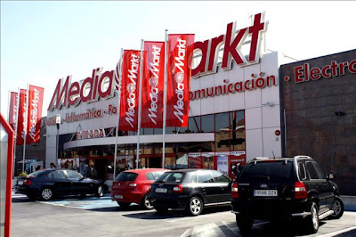 Media Markt Madrid