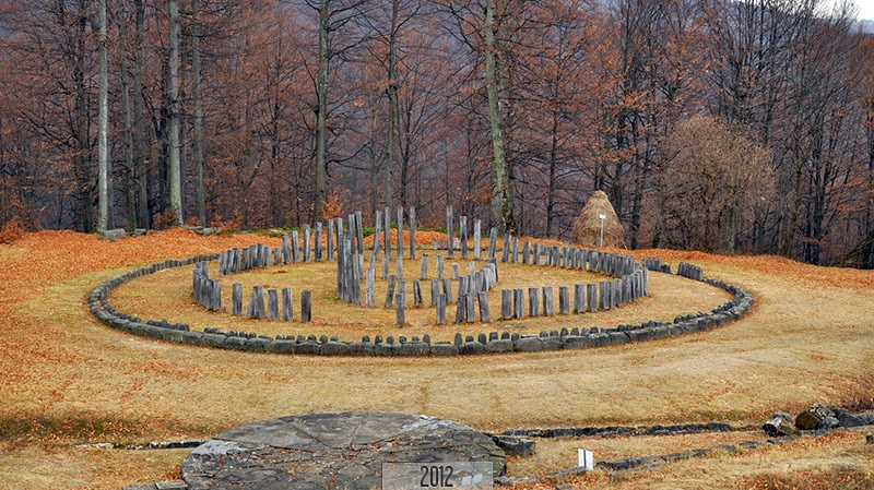Sanctuarul mare circular de la Sarmizegetusa Regia