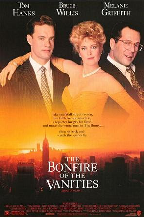 The Bonfire of the Vanities Film