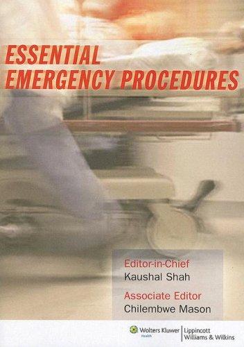 KaushalShah Các quy trình Cấp cứu căn bản