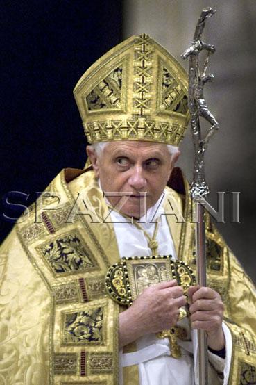 Pope Mitre