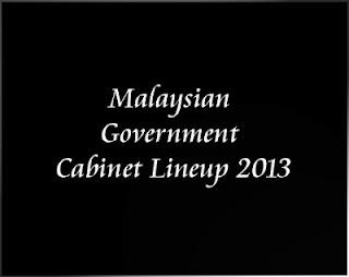 Malaysian Cabinet
