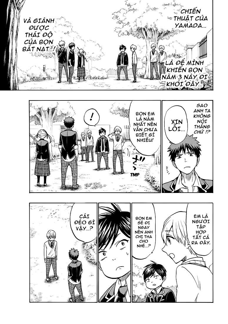 Yamada-kun to 7-nin no majo chap 192 page 17 - IZTruyenTranh.com