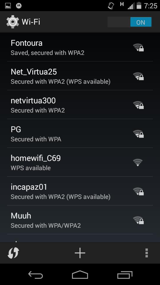 wi fi vizinhos