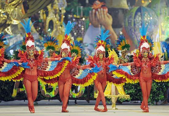desfile da águia de ouro recados piadas para facebook recados