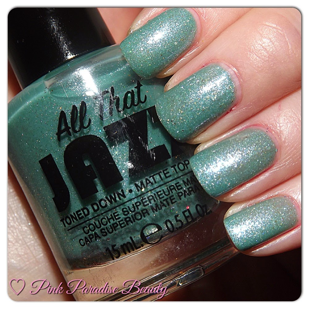 All That Jazz Nail Polish Review and Photos | Pink Paradise Beauty