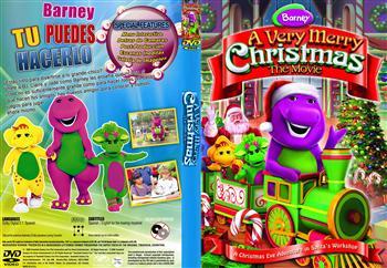 barney_a_very_merry_christmas - Barney Christmas Movie