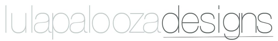 Lulapalooza Designs