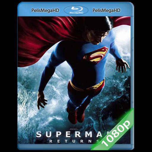 Superman: El regreso (2006) 1080P HD MKV ESPAÑOL LATINO