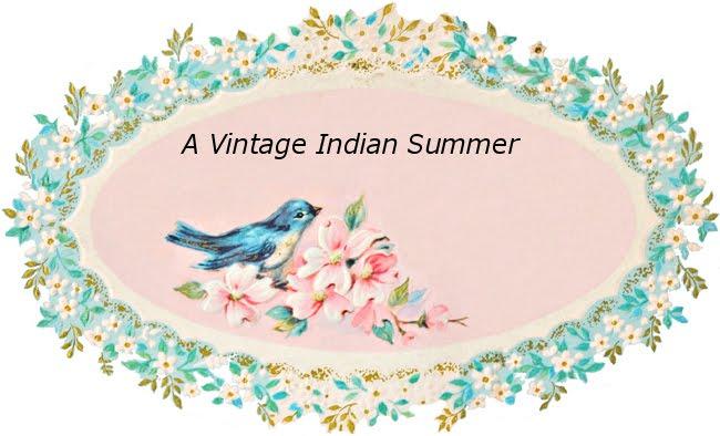 A Vintage Indian Summer