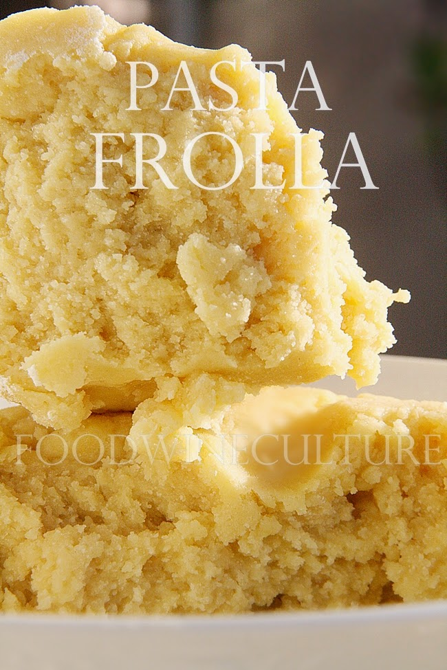 La Frolla: tecniche base per l'impasto – The Shortbread: technical basis for the dough