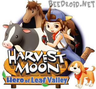 Download Harvest Moon Hero of Leaf Valley ISO PSP Android Terbaru
