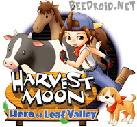 Harvest Moon Hero of Leaf Valley ISO PSP