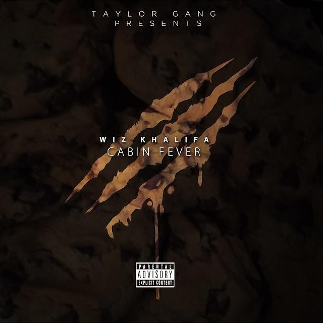 "Wiz Khalifa disponibiliza gratuitamente sua mixtape ""Cabin Fever 3"""