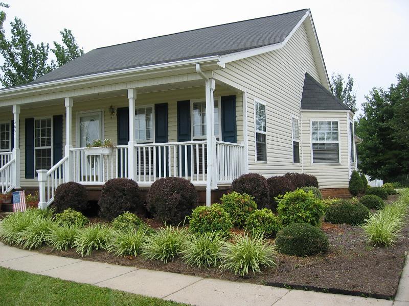 Modelos de casas dise os de casas y fachadas fotos - Casas de madera blancas ...