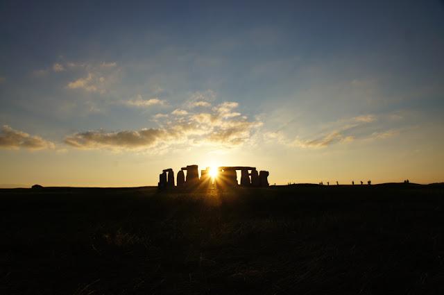 Stonehenge in Autumn