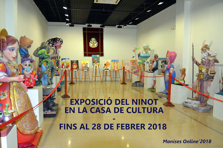 REP 07, FALLES 2018 NINOT