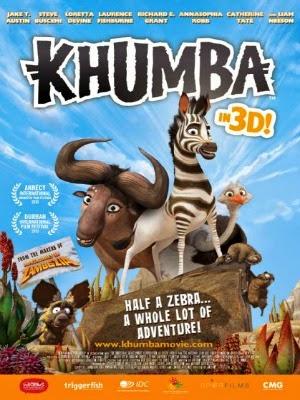 Phim Hoạt Hình Chú Ngựa Khumba - Khumba - 2013