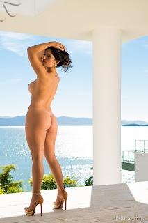 micheli burate 56 Michele Burate deliciosamente pelada