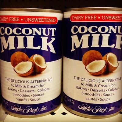 Plant Based Vegetarian Vegan Food Groceries at Target Canned Coconut Milk