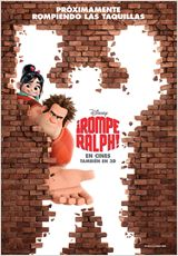 Rompe Ralph ver online gratis