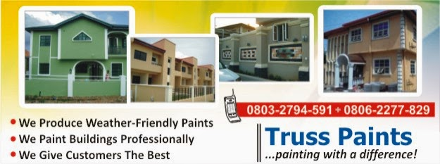 For Quality Painting In LAGOS Or Anywhere In NIGERIA....