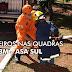 BOMBEIROS NAS QUADRAS 15º GBM - PARQUE DA CIDADE