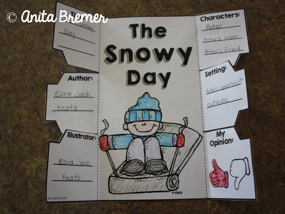 PICTURE BOOK FOLDABLES!