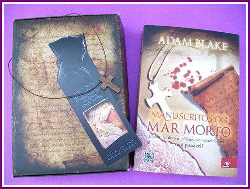 Manuscritos do Mar Morto * Adam Blake