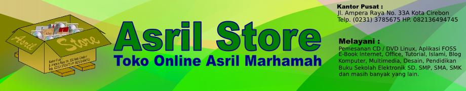 Toko Online Asril Marhamah