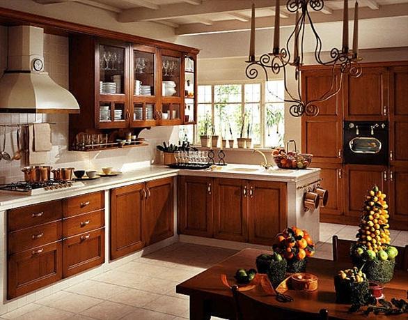 Decora y disena cocinas estilo r stico fotos for Cocinas estilo rustico
