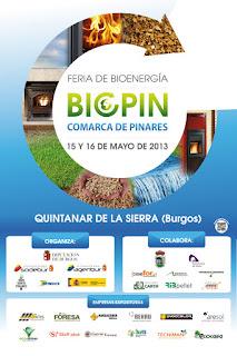 feria biomasa biopin burgos