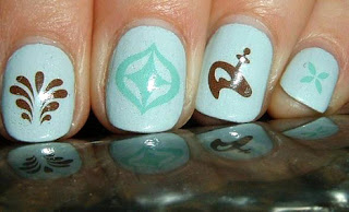 Tattoos Nail Art
