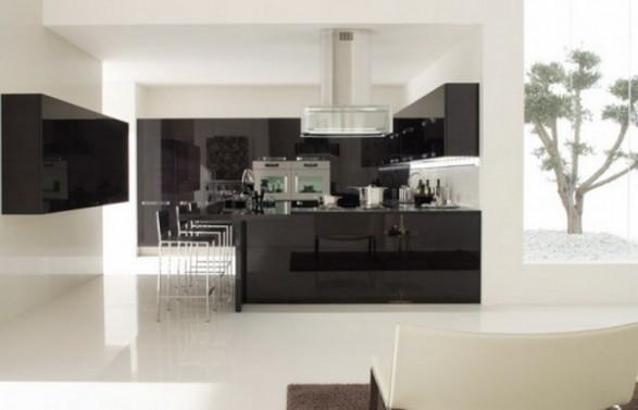 Dise O De Cocinas Modernas Por Veneta Cucine Cocina Y Muebles