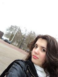 Yo en Londres...