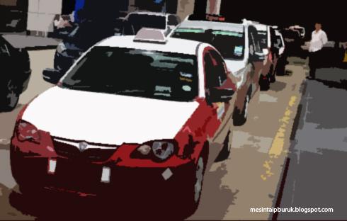 Pengguna pilih Uber sebab fed-up dengan teksi KL