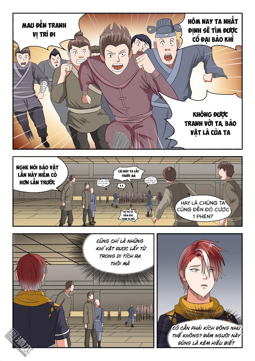 Võ Thần Chúa Tể Chap 161 - Trang 4